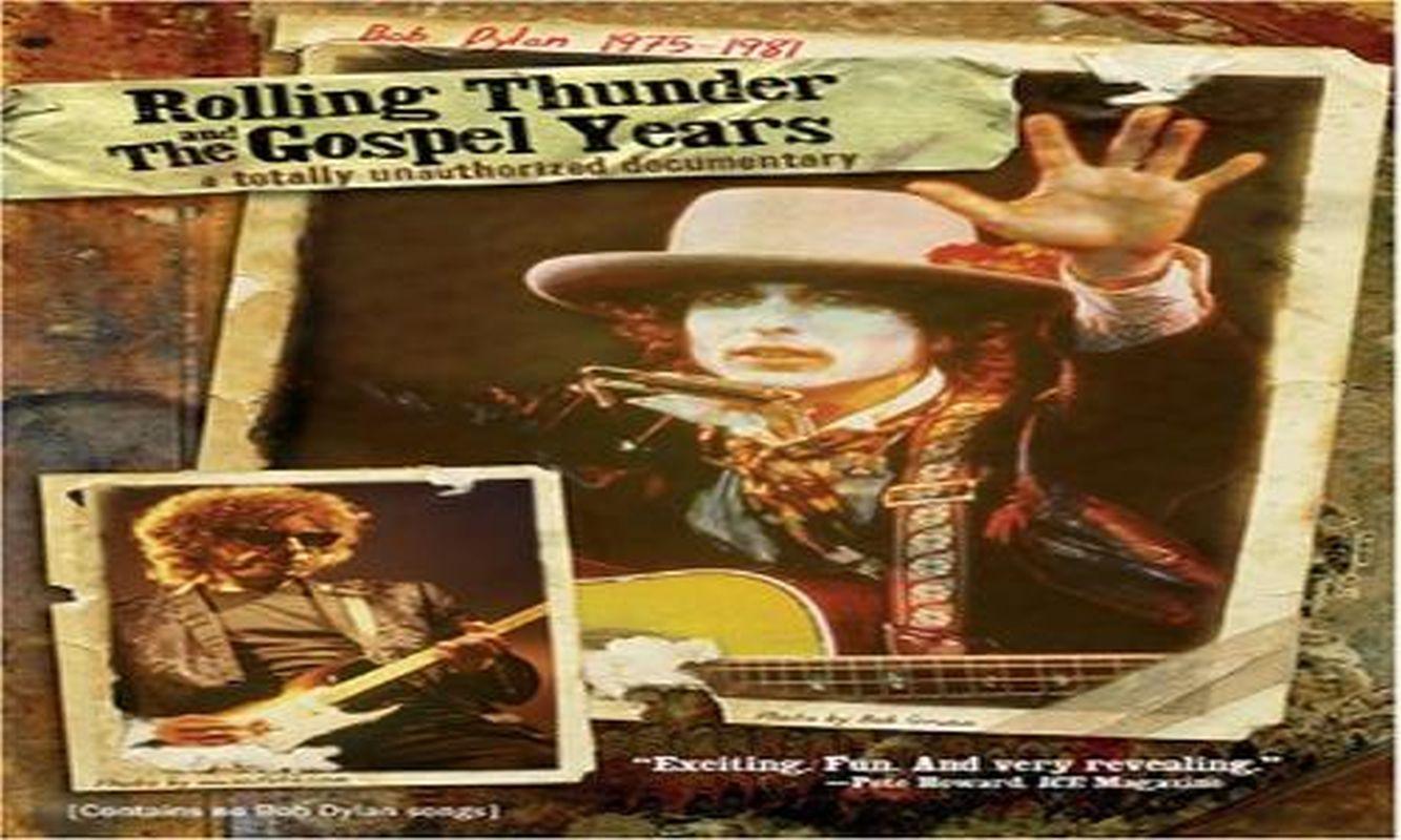 Bob Dylan - Rolling Thunder &amp; The Gospel Years - Dvd