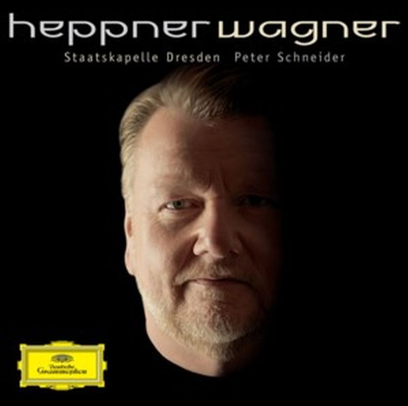 Richard Wagner - Arias (ben Heppner - Cd)