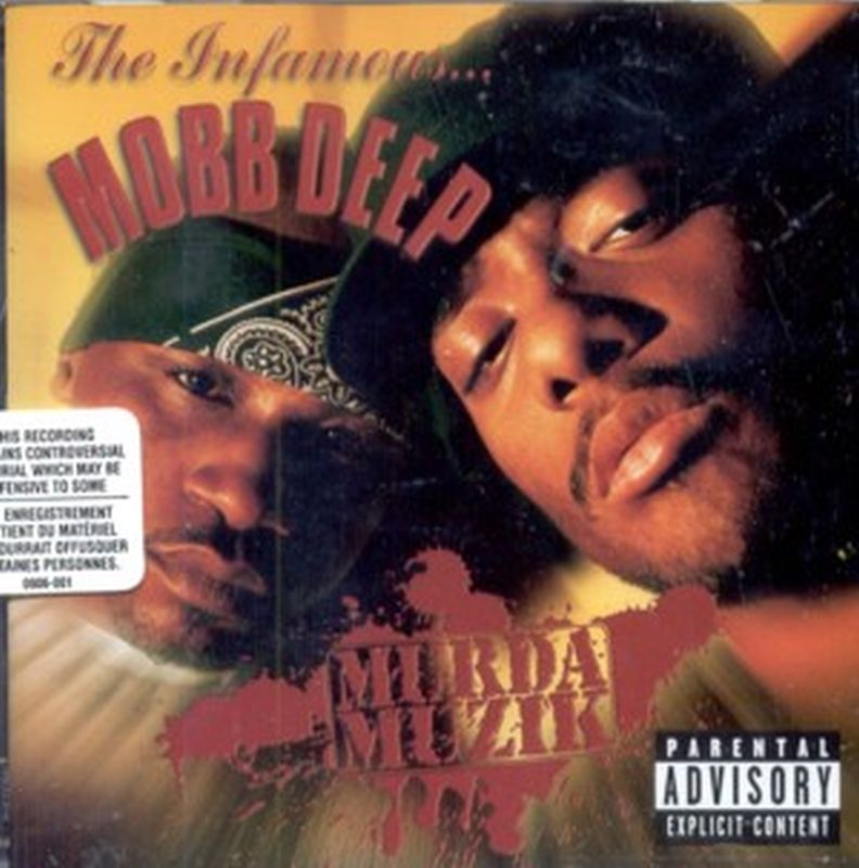 Mobb Deep - Murda Muzik (advisory - Cd)