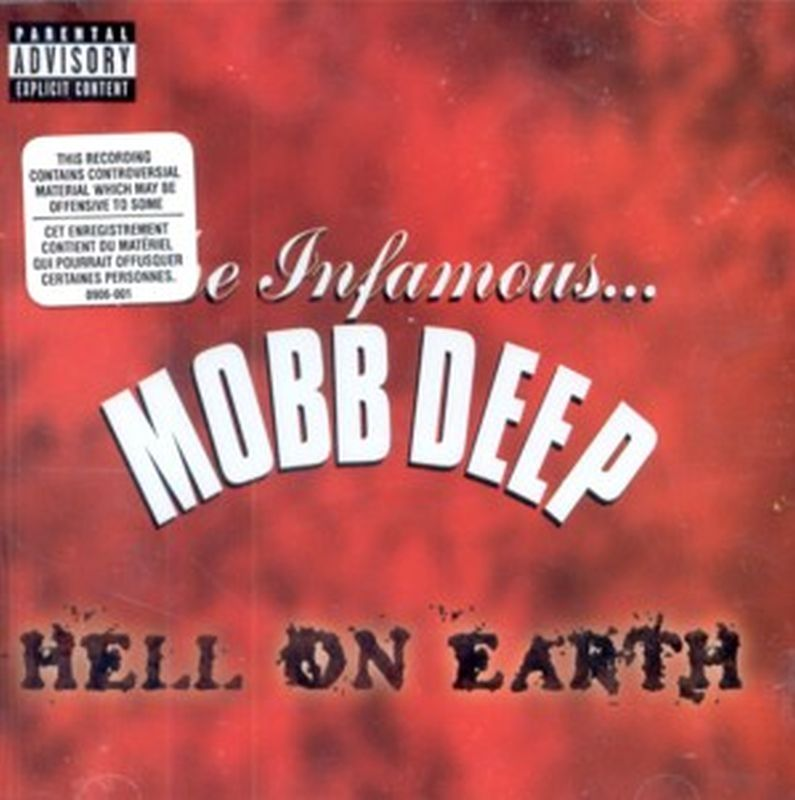 Mobb Deep - Hell On Earth (advisory - Cd)