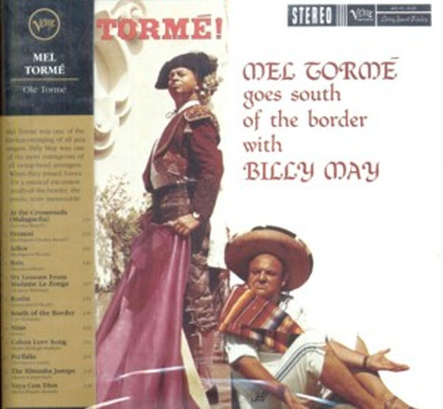 Mel Torme - Ole Torme! (remastered - Cd)