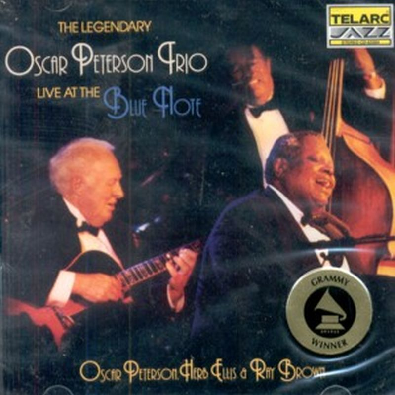 Oscar Peterson Trio - Live At The Blue Note - Cd