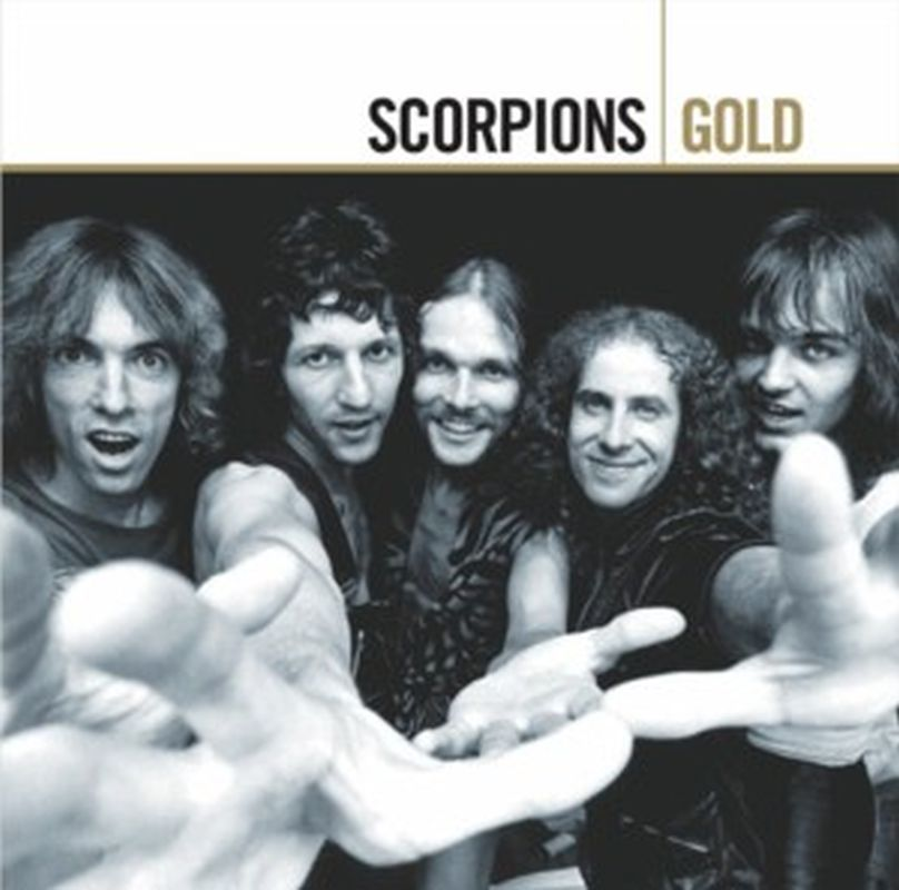 Scorpions - Gold - 2 Cd Set