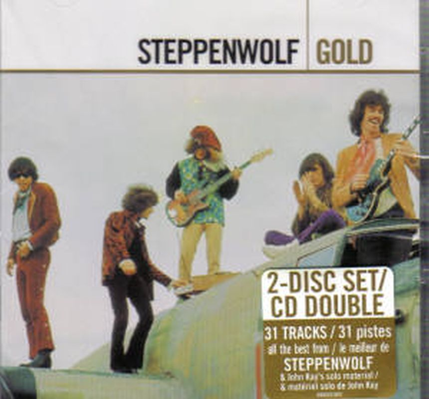 Steppenwolf - Gold (rm - 2 Cd Set)