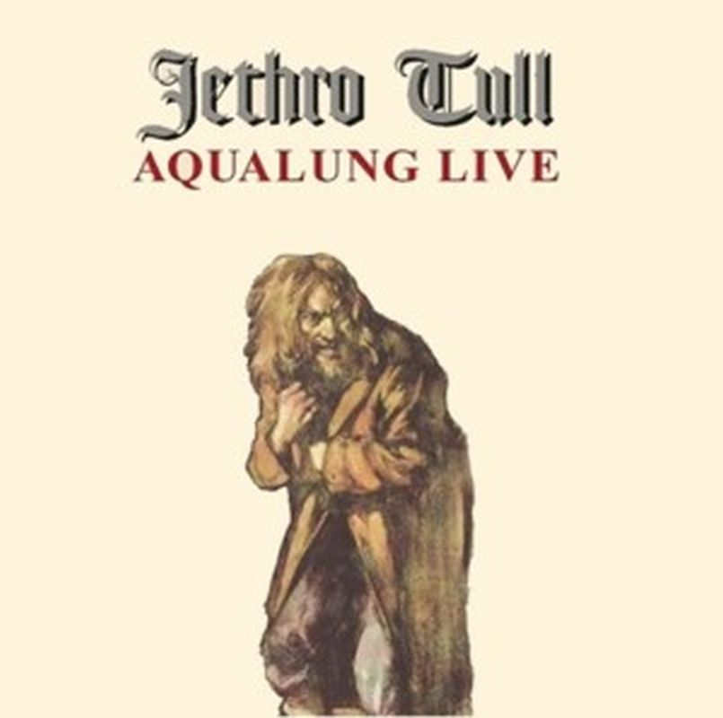Jethro Tull - Aqualung: Live - Cd