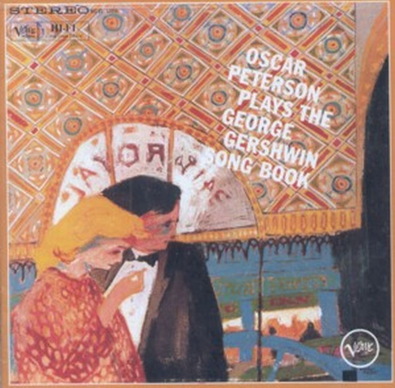 Oscar Peterson - Plays The Gershwin Song Book - Cd