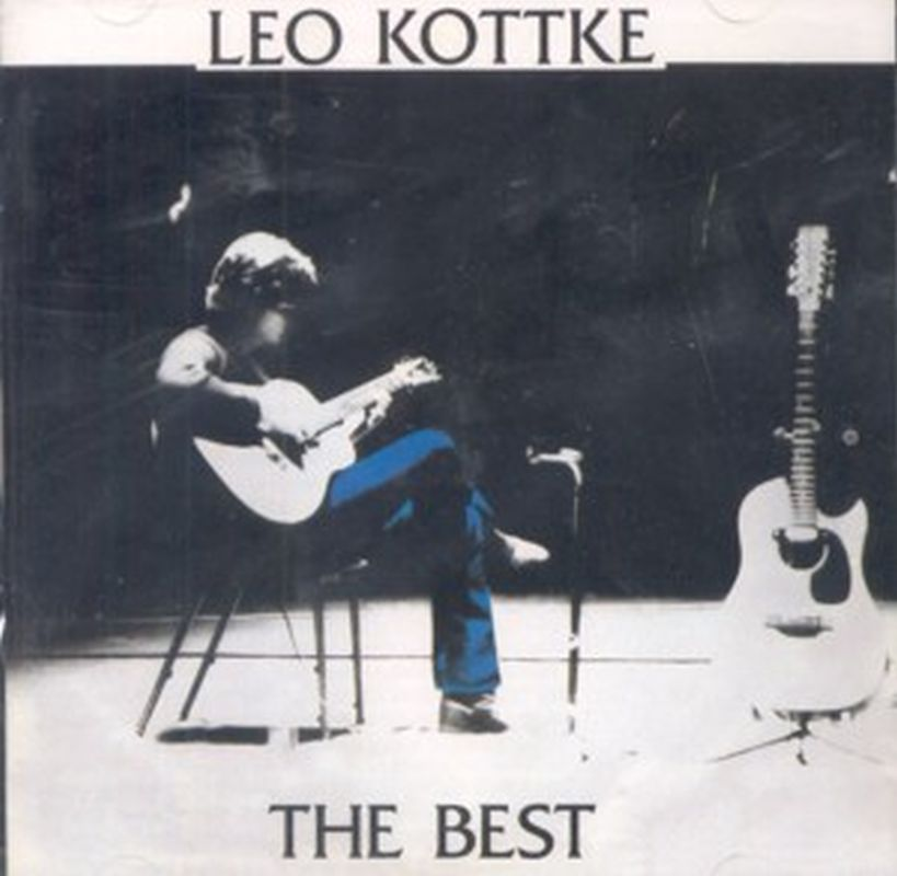 Leo Kottke - The Best - 2 Cd Set