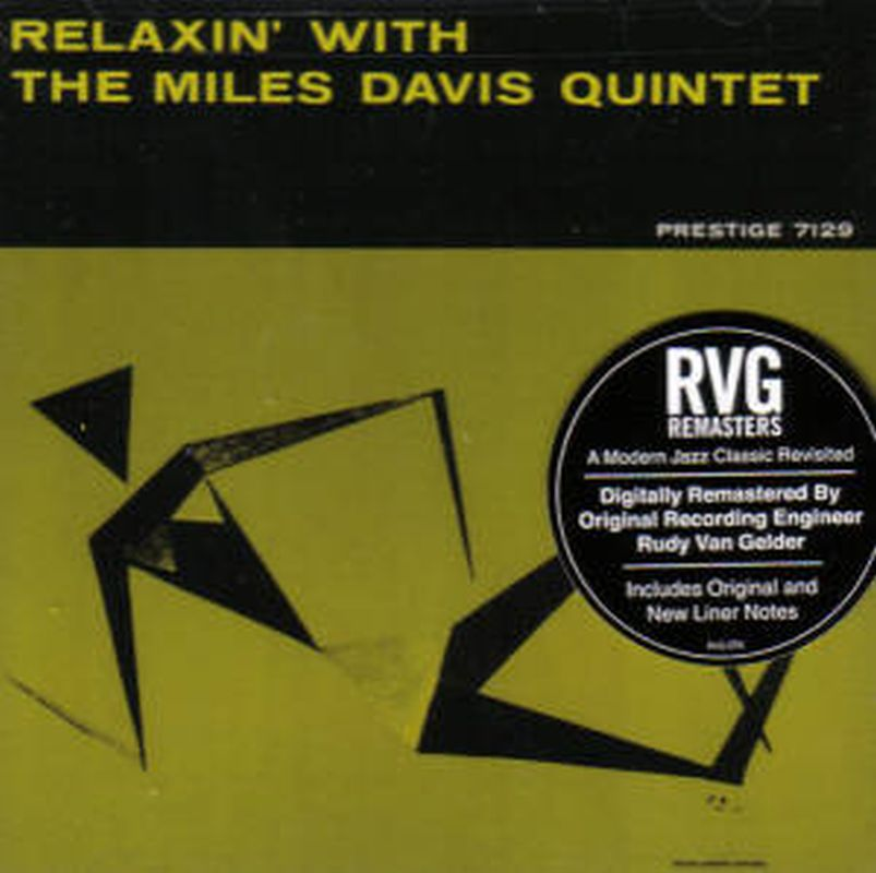 Miles Davis Quintet - Relaxin' With... (rm - Cd)