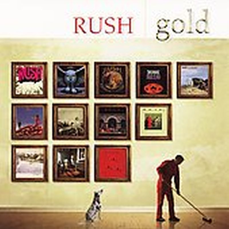 Rush - Gold (rm - 2 Cd Set)