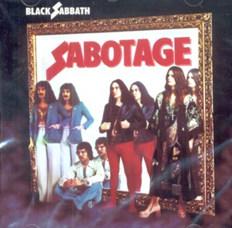 Black Sabbath - Sabotage - Cd