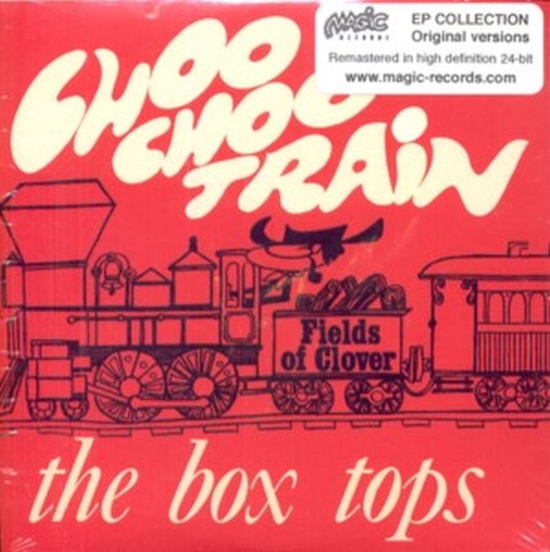 Box Tops - Choo Choo Train - Ep Cd