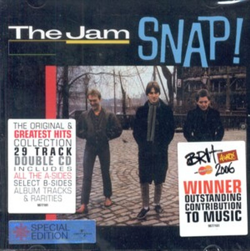 Jam - Snap! (special Edition - 2 Cd Set)