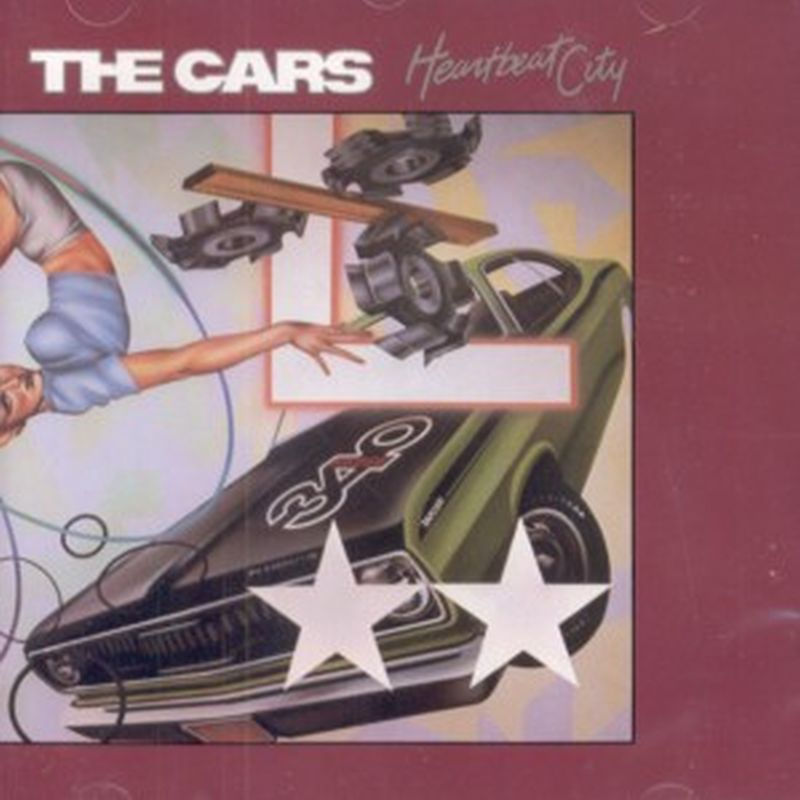 Cars - Heartbeat City - Cd