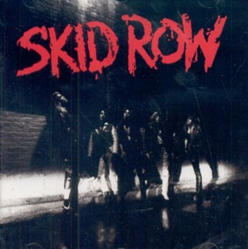 Skid Row - Skid Row - Cd