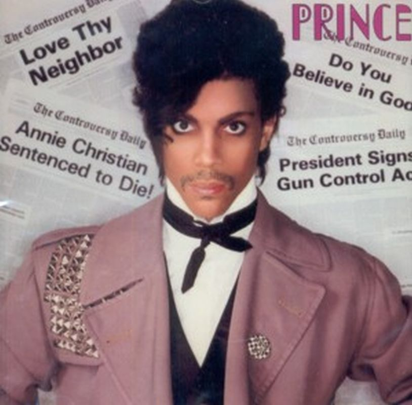 Prince - Controversy - Cd
