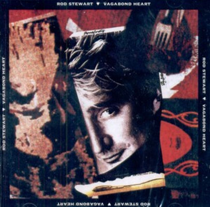 Rod Stewart - Vagabond Heart - Cd