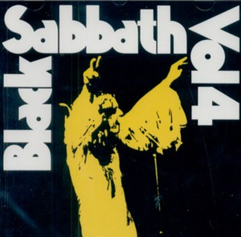 Black Sabbath - Vol 4 - Cd