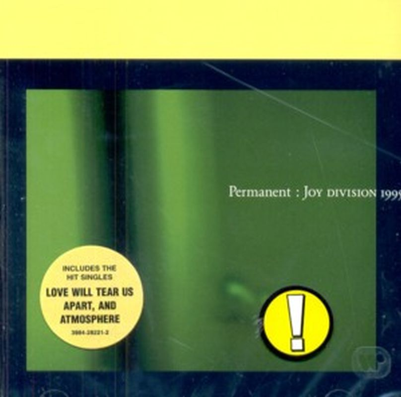 Joy Division - Permanent (1995 - Cd)