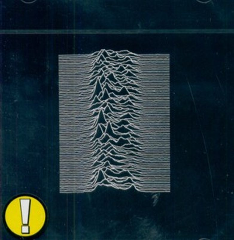 Joy Division - Unknown Pleasures` - Cd