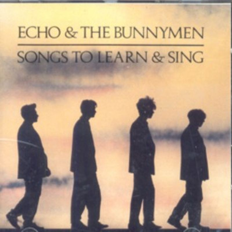 Echo & The Bunnymen - Songs To Learn And Sing - Cd
