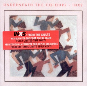 Inxs - Underneath The Colours - Cd