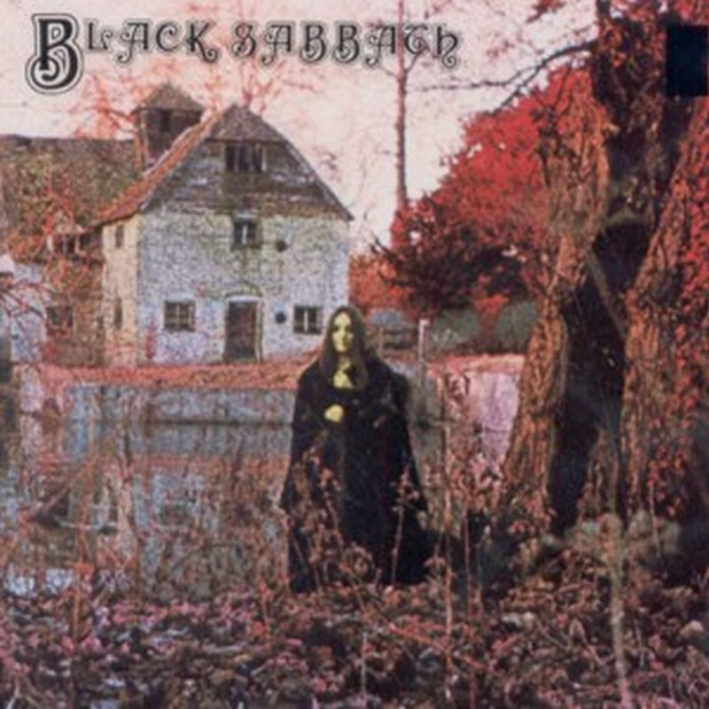 Black Sabbath - Black Sabbath - Cd