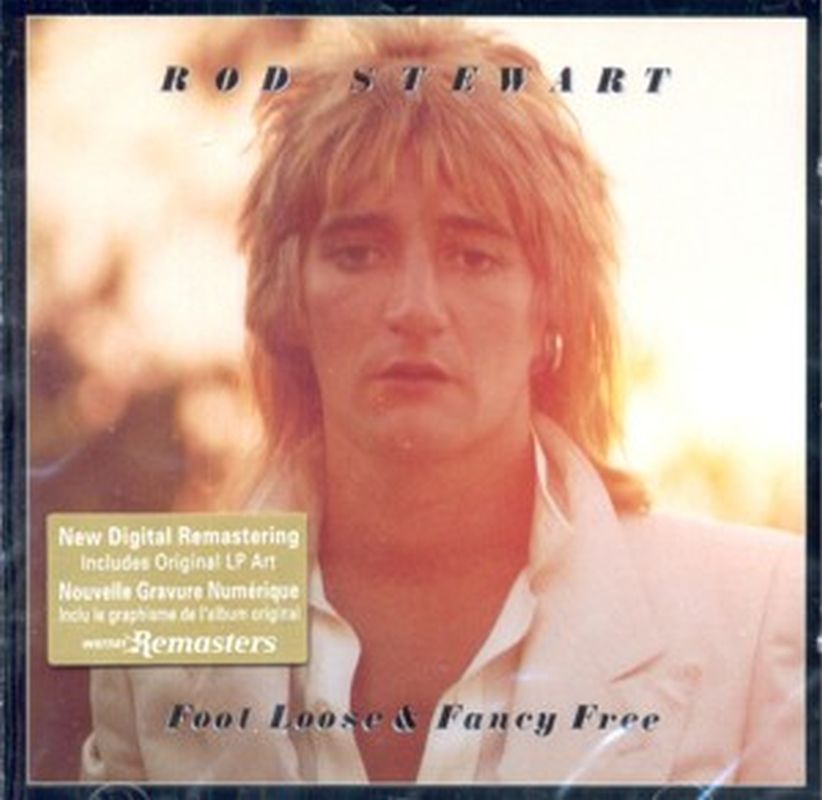 Rod Stewart - Footloose And Fancy Free - Cd
