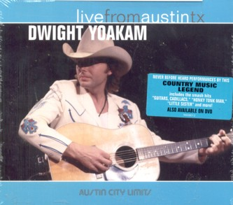 Dwight Yoakam - Live From Austin Texas - Cd