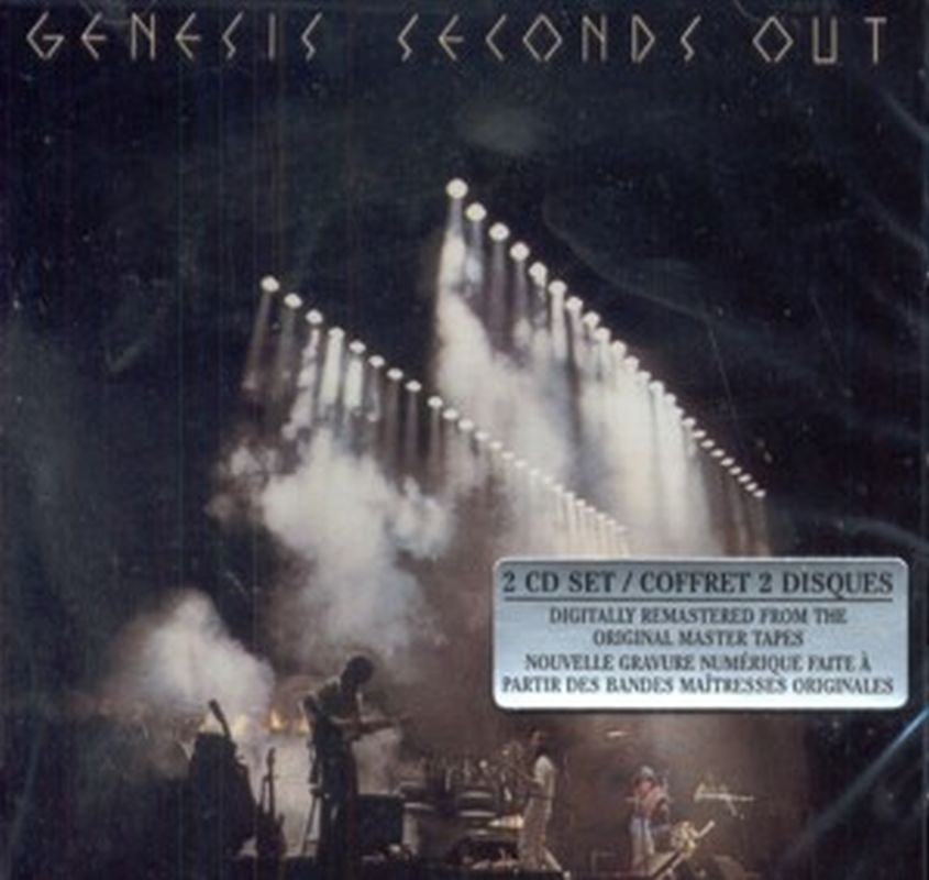 Genesis - Seconds Out: Live (remastered - 2 Cd Set)