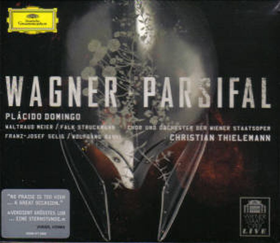 Richard Wagner - Parsifal - 4- Cd Set
