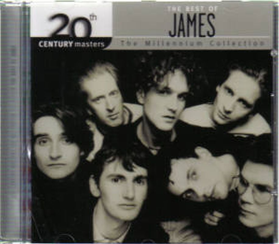 James - Best Of (rm - Cd)