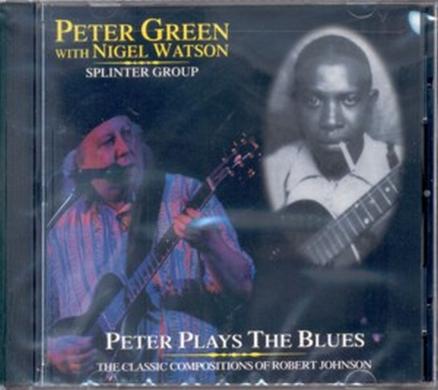 Peter Plays The Blues
