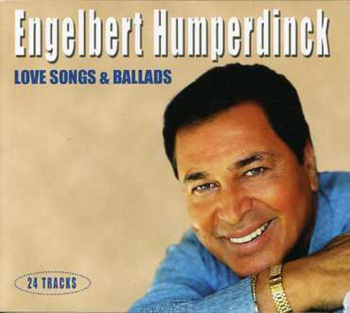 Engelbert Humperdinck - Love Songs & Ballads - Cd