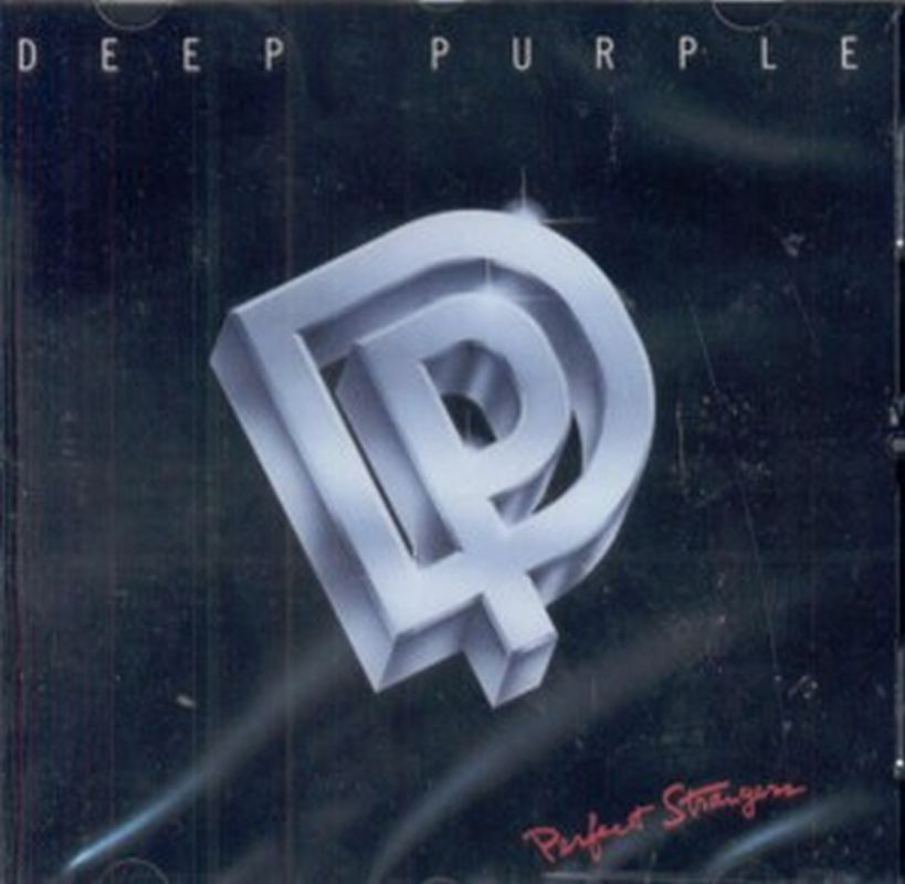Deep Purple - Perfect Strangers (rm - Cd)