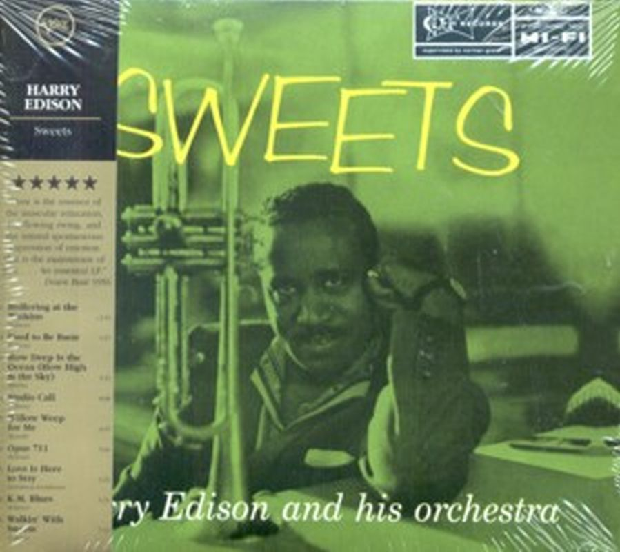Harry Edison & His Orchestra - Sweets - Cd