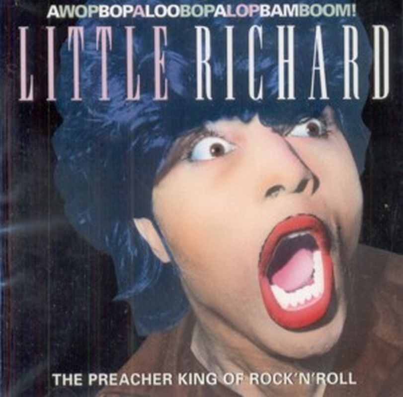 Little Richard - Awopbopaloobopalopbamboom! - Cd
