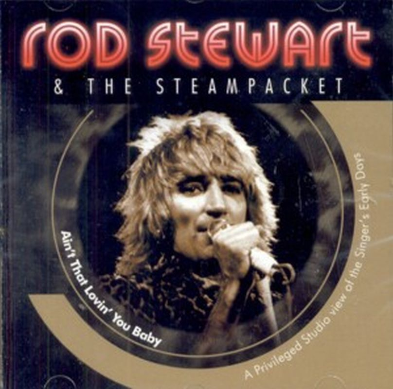 Steampacket Rock Generation Volume 6 The Steampacket Or The First Supergroup