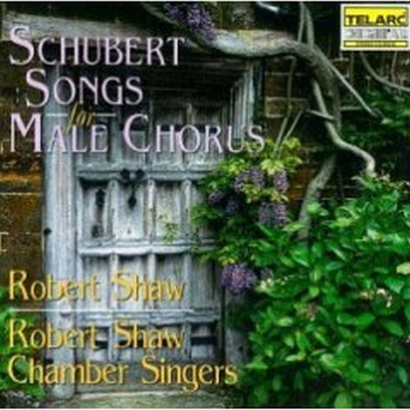 Songs For Male Chorus