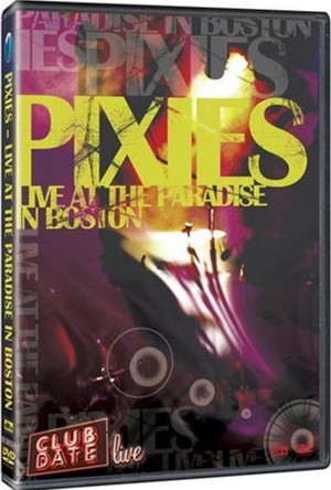 Pixies - Club Date (2004 - Dvd)