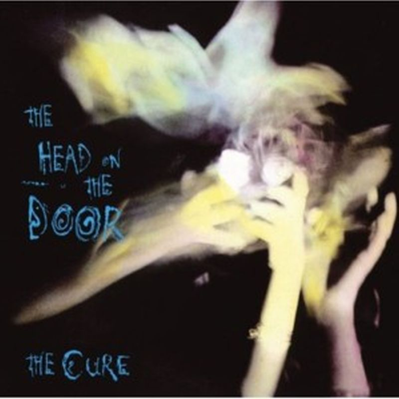 Cure - Head On The Door - Cd