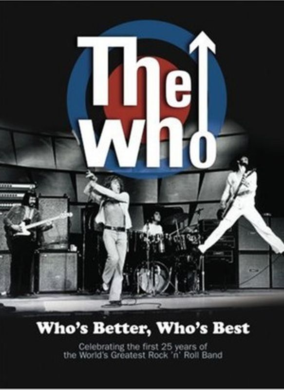 Who - Who's Better, Who's Best - Dvd