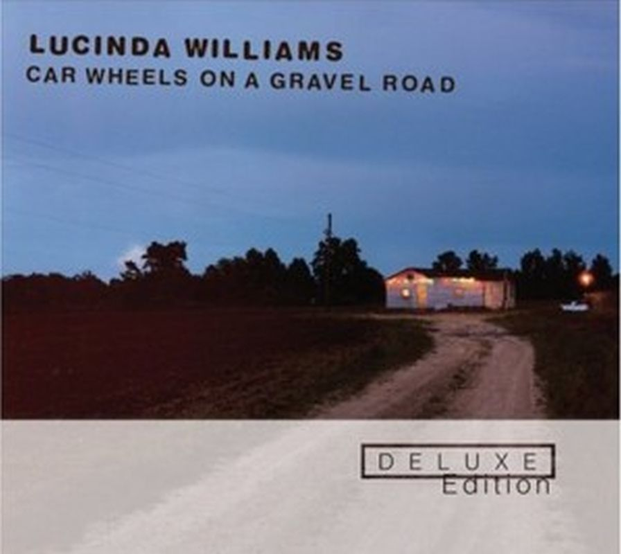 Lucinda Williams - Car Wheels On A.. (rm/dlx Ed - 2 Cd Set)
