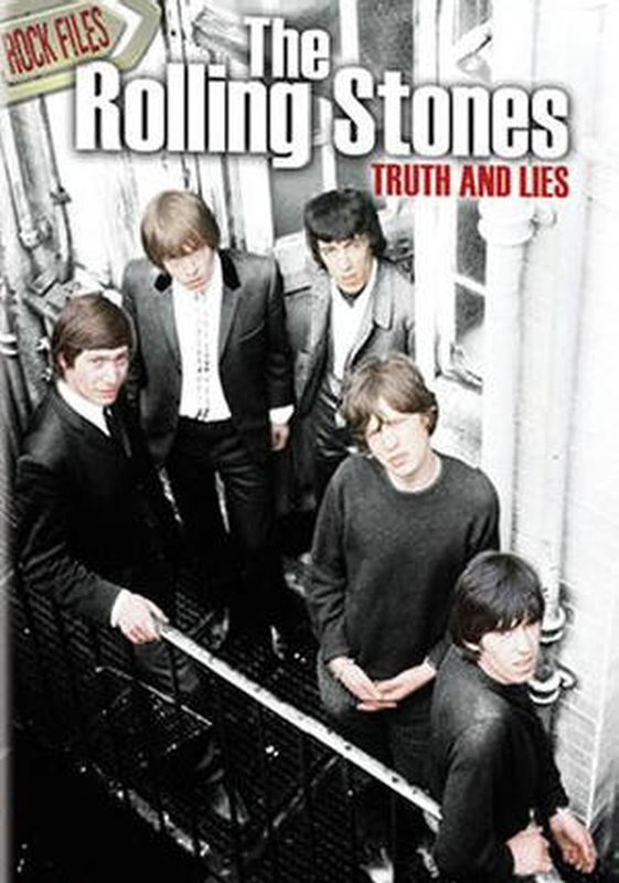 Rolling Stones - Rock Files: Truth And Lies - Dvd
