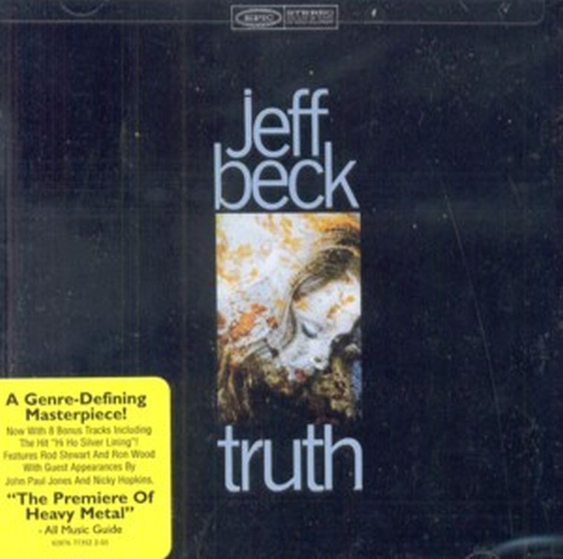Jeff Beck - Truth (remastered - Cd)