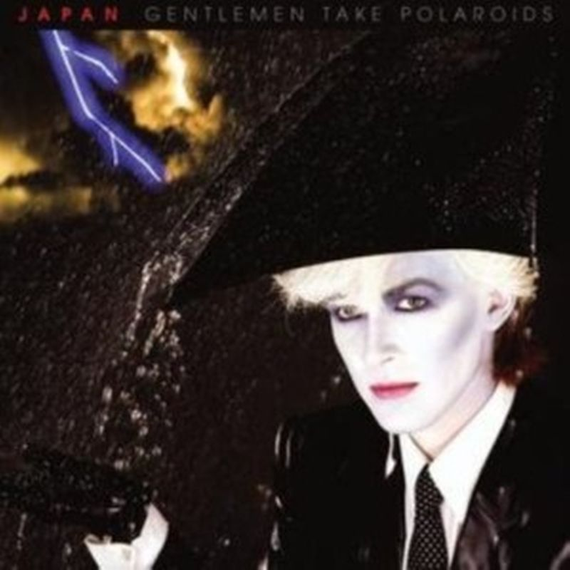 Japan - Gentlemen Take Poloroids - Cd
