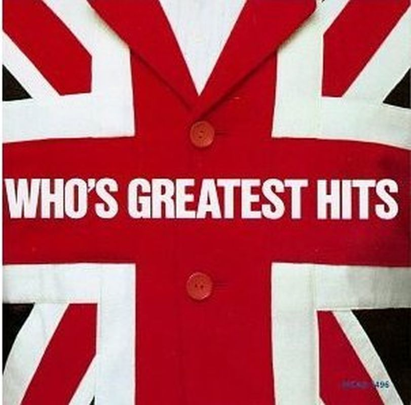 Greatest Hits - Cd - Who