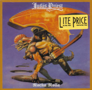 Judas Priest - Rocka Rolla - Cd