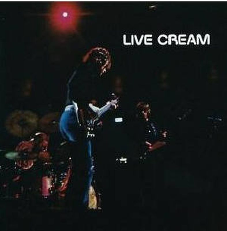 Cream - Live (remastered - Cd)