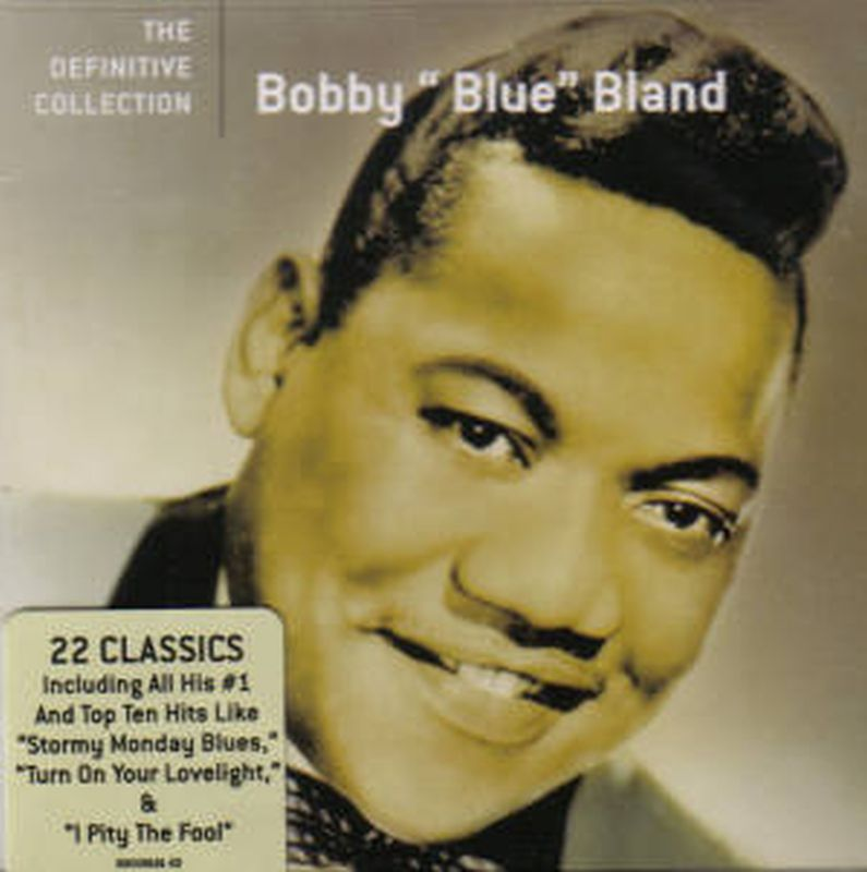 Bobby Bland - The Definitive Collection - Cd