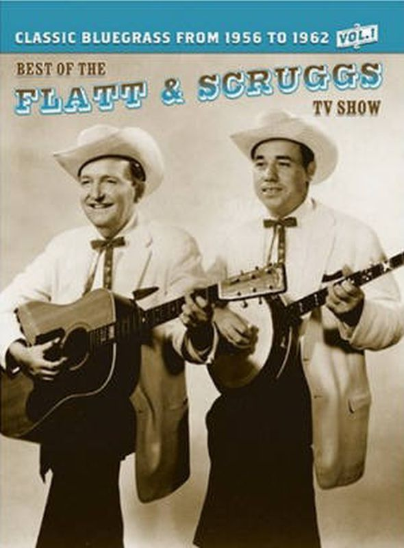 Flatt &amp; Scruggs - V1 Best Of: Tv Show - Dvd